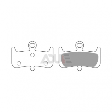 E-1118 Bicycle Brake Disc Pads for Hayes