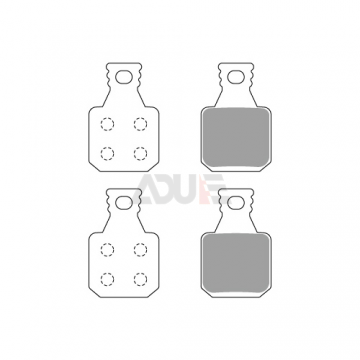 E1114 Magura E-Bike Brake Pads