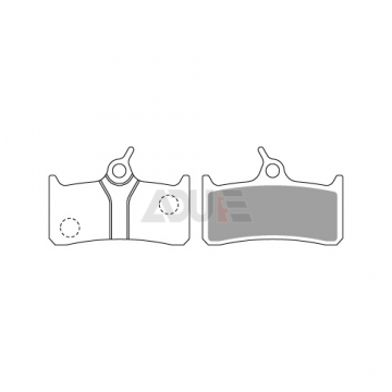 E1122 Shimano Bicycle Disc Brake Pads