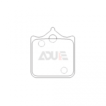 Motorcycle Disc Brake Pads for Benelli   E1013